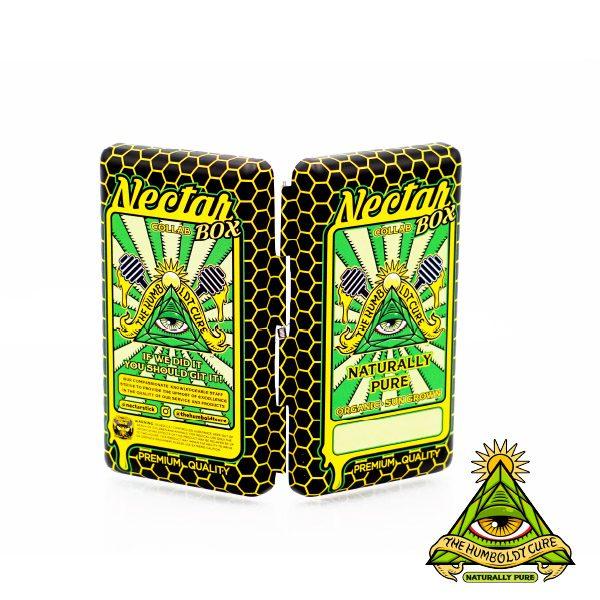 Nectar Box Tin Carrying Case